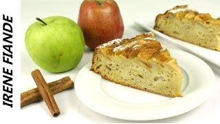 Влажный  Яблочный пирог с секретным ингредиентом