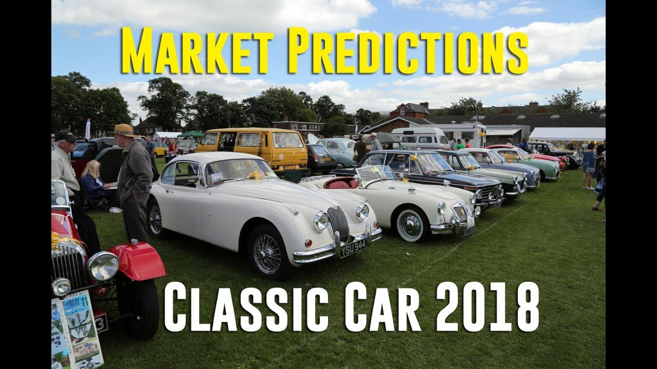Wow! The Hottest Collectible Cars Right Now - Classic Car Market ...