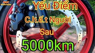 Gambar cover Đánh giá xe Satria sau 5000km, nên xem để không nhận kết đắng.