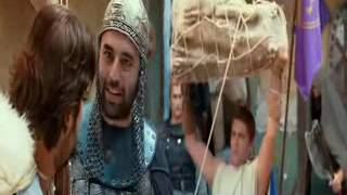 Bizans Oyunları bomba sahne .