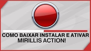 Como Remover a Logo do 'Action'!