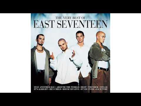 East 17 - Let It Rain (Thunder Radio Edit)