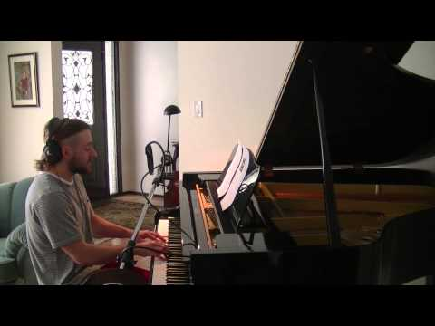 Benjamin Francis Leftwich - Atlas Hands (Piano Cover By Brad Proulx)