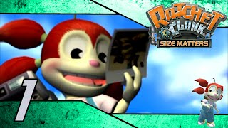 Ratchet & Clank Size Matters: Ep.1 - Vacation Time!