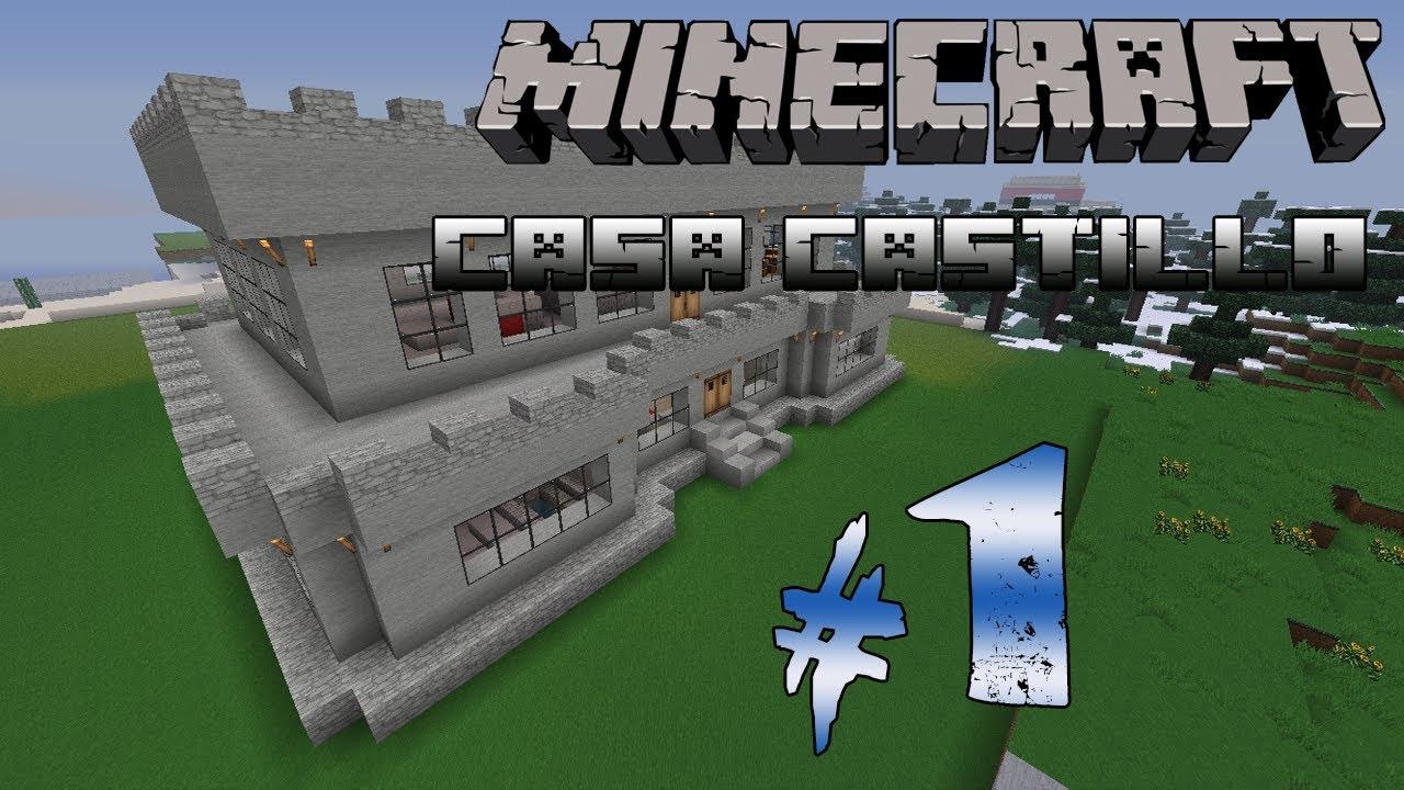 Dise os de casas dise os de casas en minecraft galer a Disenos de casas minecraft