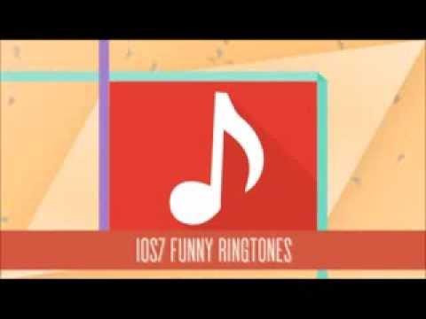 iOS Funny Ringtones