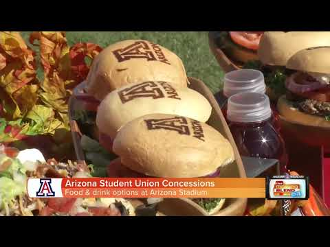 Fuel Up Your Game Day With These Tasty UArizona Concessions