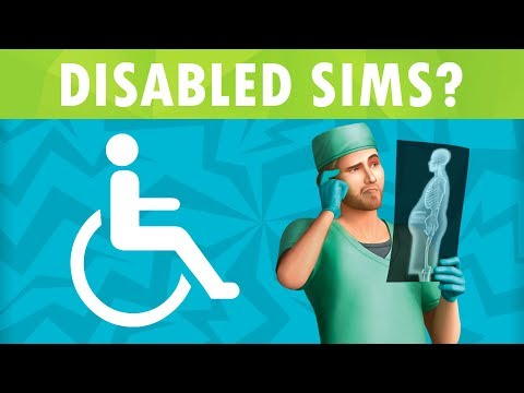 Disabilities in The Sims 4?! thumbnail