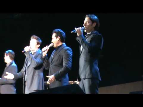 Il divo somewhere youtube for El divo youtube