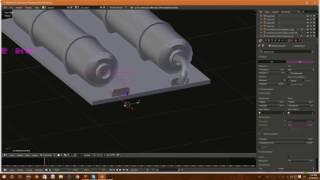 Blender 3D : Game Asset Modeling Timelapse
