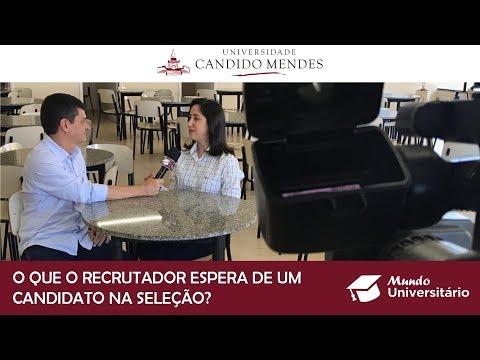 O que o recrutador espera de um candidato na seleção?