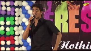 sandeep kunapareddy performance at bvrice vishnu college at bhimavaram