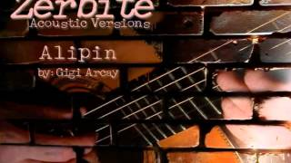 Alipin (Acoustic Version) with Karaoke Lyrics