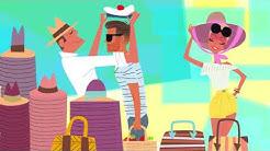 Le Pradet : clip de promotion de la destination