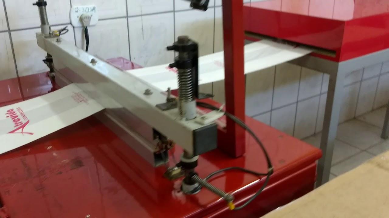 7de35de8e Maquina de fabricação de Sacolas Plasticas. Sacolas Personalizadas