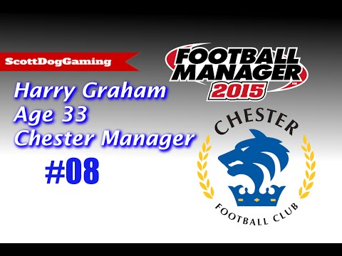 """Football Manager 2015 Career Mode """"Stop The Rot"""" Ep 8 Harry Graham ScottDogGaming HD"""