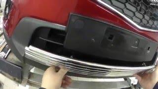 видео Тюнинг и аксессуары Mazda CX-5 рестайлинг 2015-2017