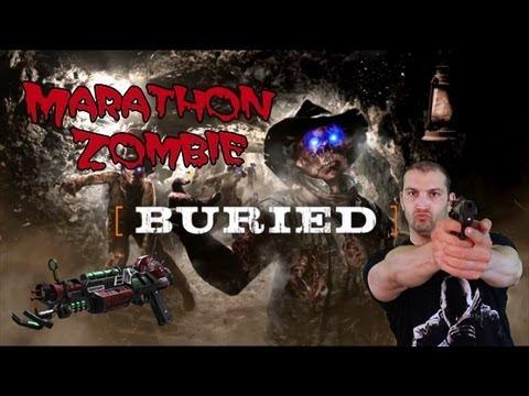 Partie N°1 : Marathon Zombie sur Buried avec LGS Killeur / LokoAmA et SkyRRoZ