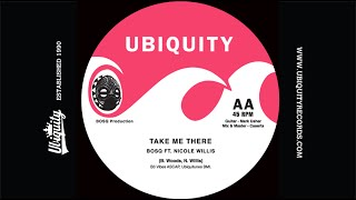 BOSQ: Take Me There feat. Nicole Willis