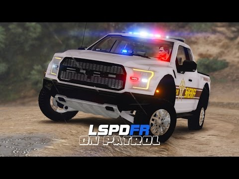 LSPDFR - Day 403 - 2017 Police Ford Raptor