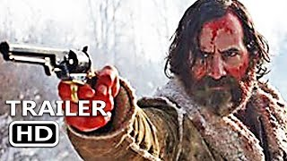 ANY BULLET WILL DO Official Trailer (2018) Western Action Movie