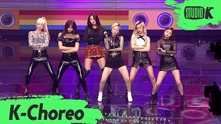 Gambar cover [K-Choreo] 에버글로우 직캠 'Abracadabra - 브라운 아이드 걸스' (EVERGLOW Cover Dance) l @MusicBank 191018