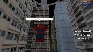 Roblox Avengers Infinity War 2