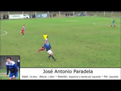 José Antonio Paradela - 2018