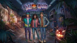 Хеллоуинские истории 3 Фильм ужасов Часть2