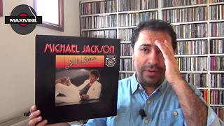 "MICHAEL JACKSON ""Billie Jean"" (Extended Version) en VINILO!!  by Maxivinil."
