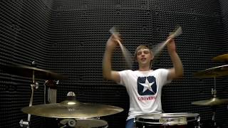 Дмитрий Сопов Ёлка Нарисуй мне небо Drum Cover