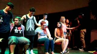 Midnight Red - Hold on, were going home (Madrid 20