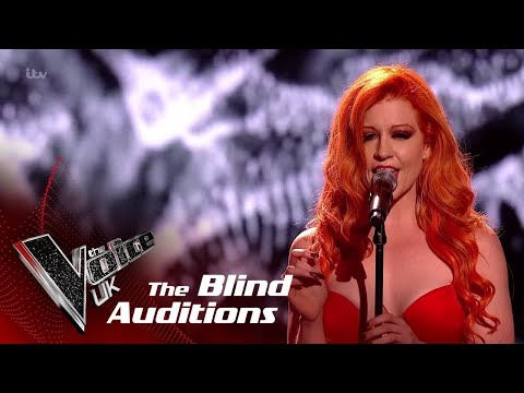 Ivy Performs Why Dont You Do Right: Blind Auditions  The Voice UK 2018