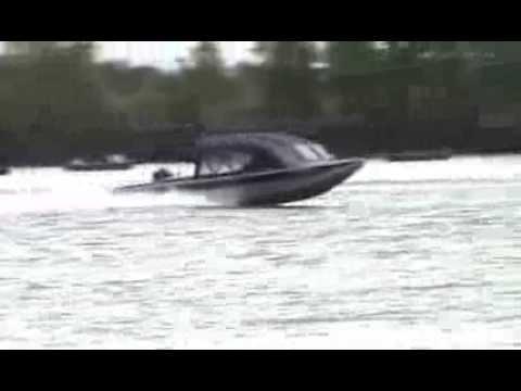 Video - 23' Northriver Commander Jet Boat