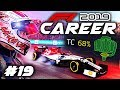 F1 2019 CAREER MODE Part 19: FIRST EVER TURBO CHARGER FAILURE!