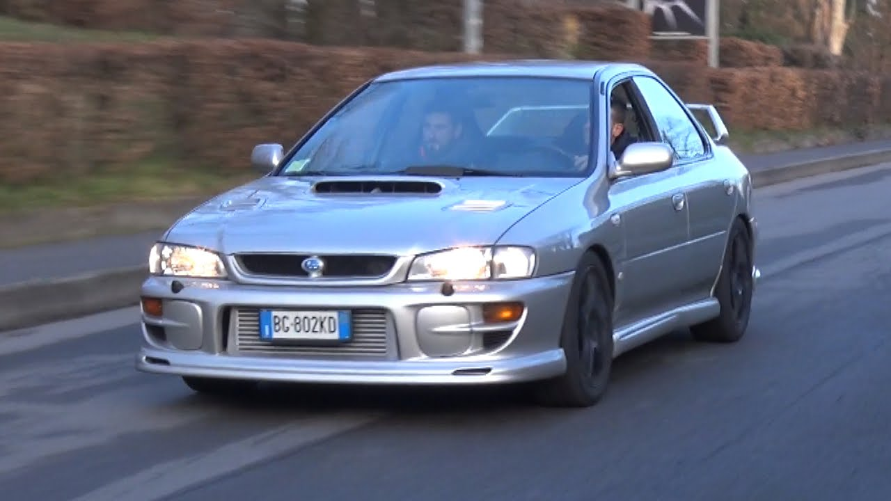 Old Subaru 104
