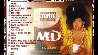 MAC DRE - Al Boo Boo [FULL ALBUM] HD