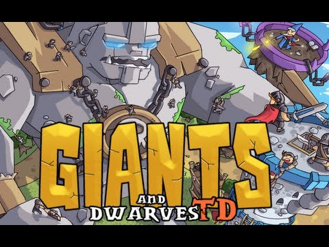 Giants And Dwarves TD - Game Show