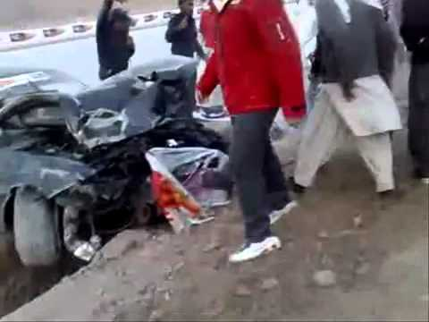 Car Accident In Pakistan