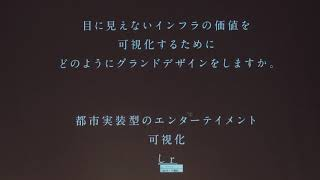 東京地下ラボ 講演会ブレスト映像