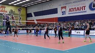"""Волейбол.  """"Белогорье"""" Белгород. Тренировка. Часть 4"""