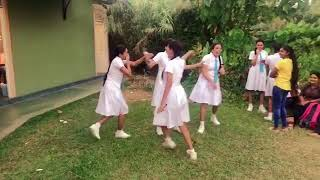 Sri Lanka School Girls Fun