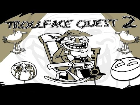 LOOK AT THAT PIRATE BOOTY | Trollface Quest 2