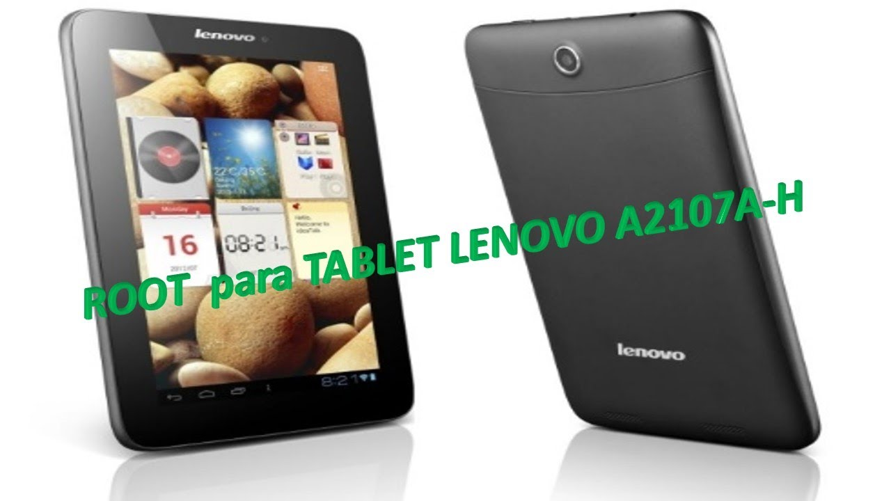 LENOVO IDEATAB A2107A-H DRIVER FOR WINDOWS 10