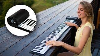 Гибкое пианино, реально? Обзор Solozar