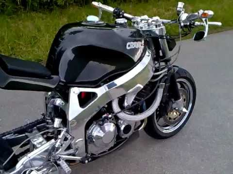 streetfighter crank honda cbr 900rr sc33 teil i youtube. Black Bedroom Furniture Sets. Home Design Ideas