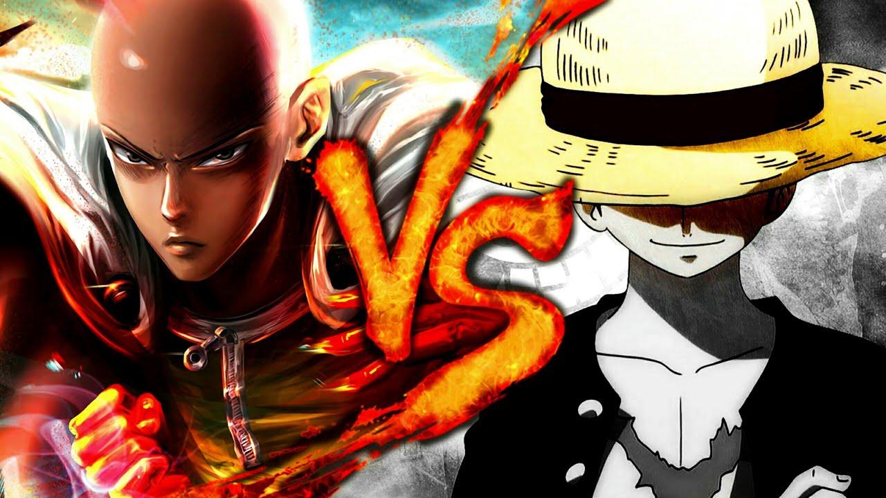 SAITAMA Vs. LUFFY EPIC RAP | One Piece Vs. One Punch Man | BTH GAMES Ft. IVANGEL MUSIC – 2018