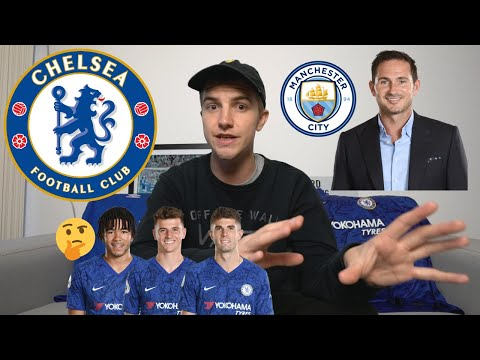 5 HUGE Decisions For Frank Lampard's CHELSEA FC vs Manchester City