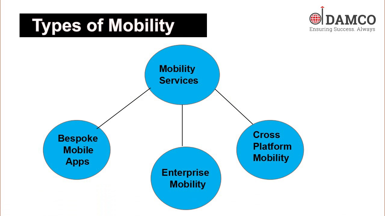 Choose the Best Mobility Service Company