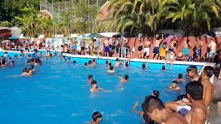 Video: NUEVO NATATORIO DE VILLA LAS ROSAS